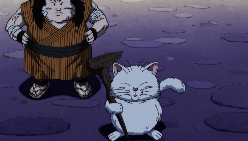 it looks like korin and yanjarobi will be back for at least a small cameo in dragon ball super episode 94 ... senzu bean!
